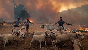 Incendios Turquia 20210803