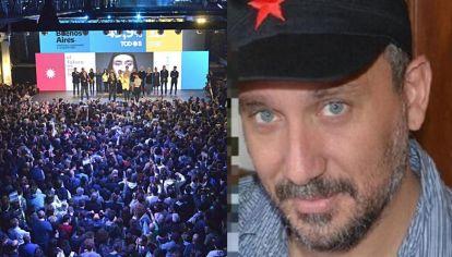 Ignacio Saavedra, el hombre detrás de los actos del oficialismo