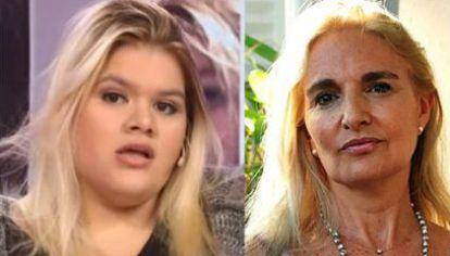 More Rial habló sobre la conflictiva relación con Silvia D'Auro