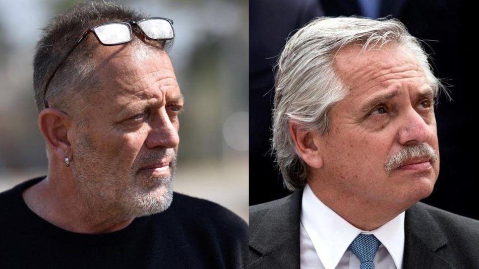 Pablo Musse y Alberto Fernández, 20210803