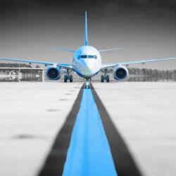 La tecnología más moderna sirve para controlar la seguridad en los aeropuertos.