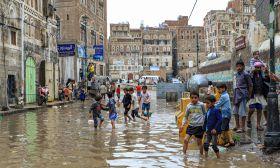 flooding yemen