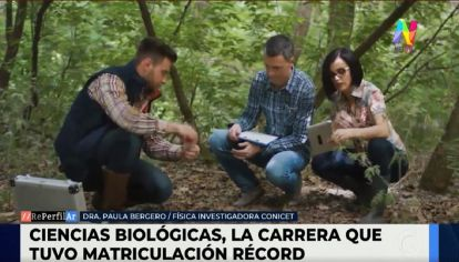 Boom de las ciencias biológicas: la matriculación para esta licenciatura subió hasta un 200%
