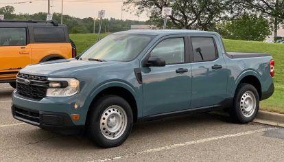 """Conocé la nueva Ford Maverick XL, la versión """"base"""""""