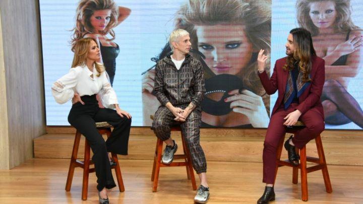 Analizamos el look de Luisana Lopilato con Berni Catoira