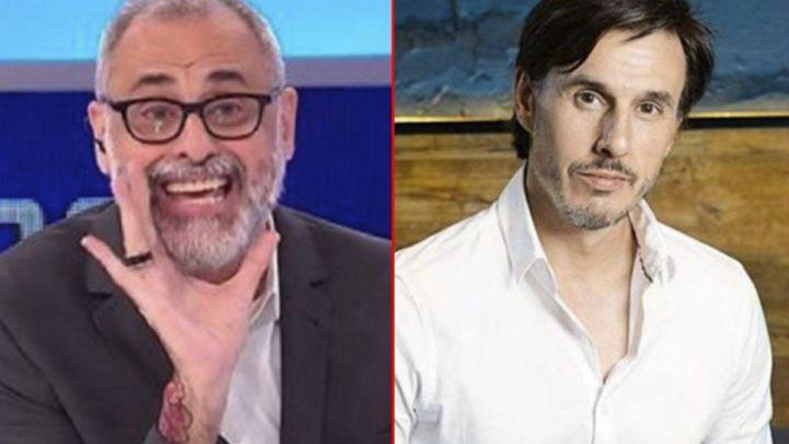 """Jorge Rial habló de la candidatura del marido de Pampita: """"No sabe"""""""