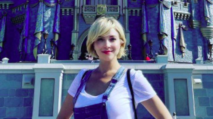 Las vacaciones de Carla Peterson en Disney