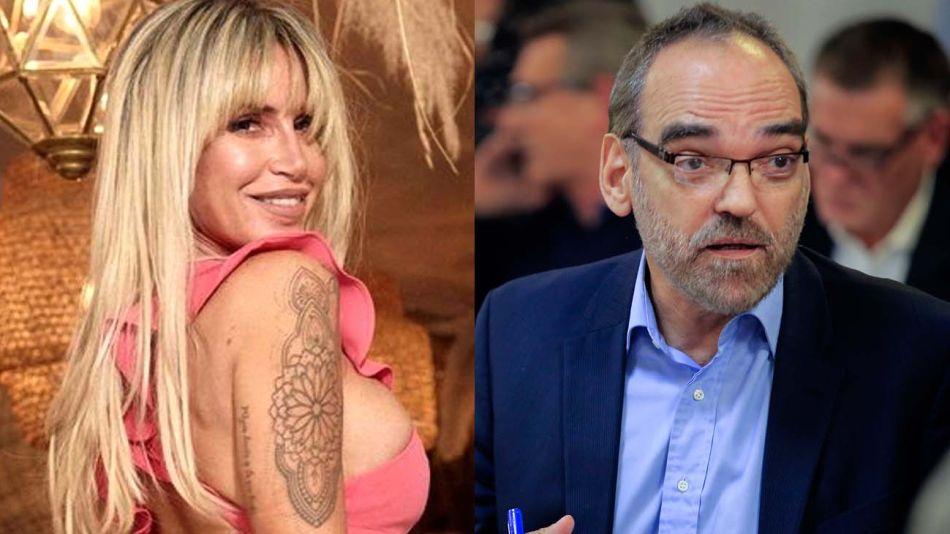 Florencia Peña y Fernando Iglesias-20210804