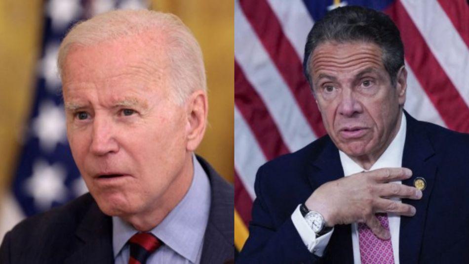 Joe Biden Nueva York Andrew Cuomo g_20210804