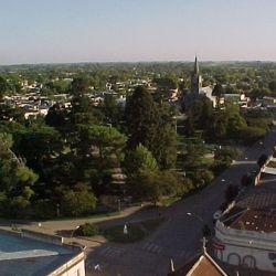 La ciudad de Chacabuco, hoy.