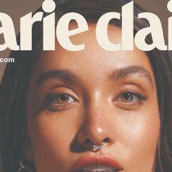 Marie Claire agosto.
