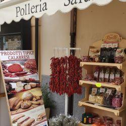 Apenas una muestra de las delicias que se encuentran a cada paso en Tropea.