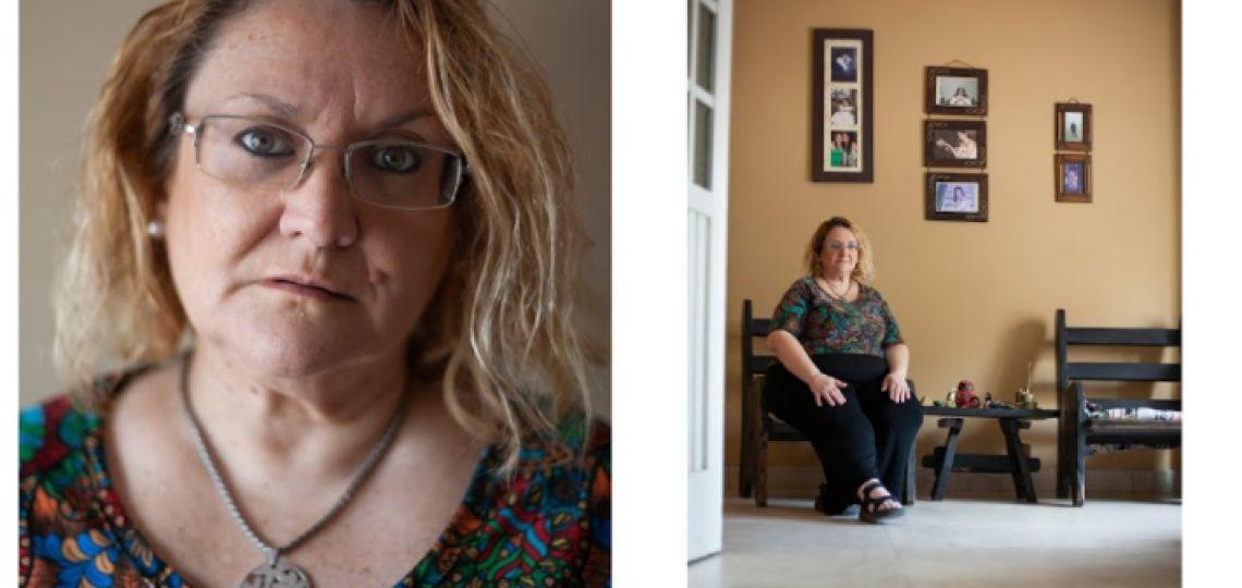 ATRAVESADXS, la muestra de fotos que visibiliza a las víctimas de femicidio y travesticidio