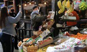 Inflacion alimentos y bebidas