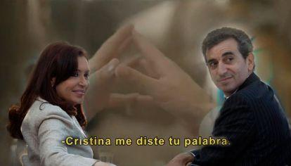 Cristina Kirchner y Florencio Randazzo
