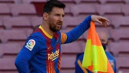 Messi no renovó su contrato con el Barcelona
