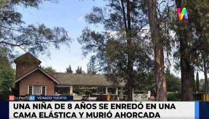 Una nena de 8 años murió ahorcada por hacer tela