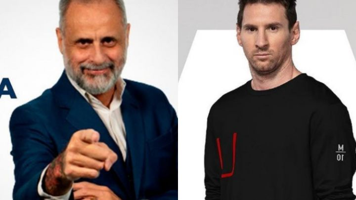 Jorge Rial se comparó con Messi tras su salida del Barcelona