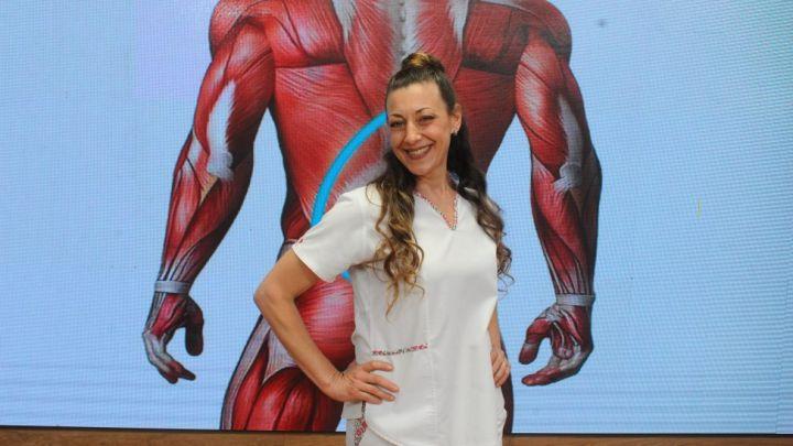 Masajes de liberación biofacial y muscular