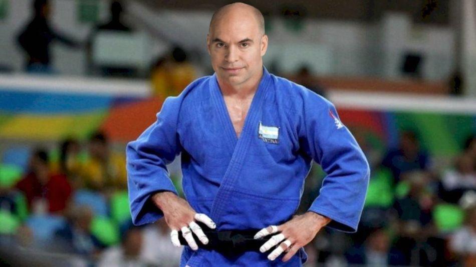 Larreta Judoca