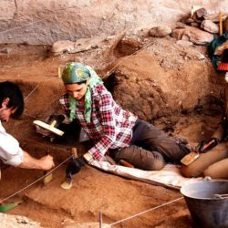 El descubrimiento tuvo lugar en el sitio Cacao, en la ciudad de Antofagasta de la Sierra, Catamarca.