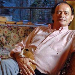 Tolosa Paz, el padre astrólogo de la candidata del FDT.    Foto:CEDOC