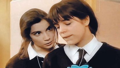 """Pantalla grande. En 1993 se filmó """"El caso María Soledad""""."""