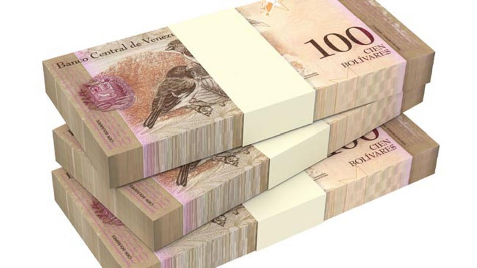 Moneda de Venezuela 20210806