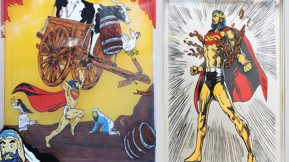 Comics y religión