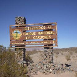 El Parque Nacional Los Cardones está ubicado en la cercanías de la localidad de Payogasta, a 100 km. de la ciudad de Salta capital.