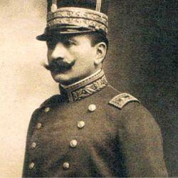 El teniente general Pablo Richieri nació el 8 de agosto de 1859 y fue el gran precursor del tiro deportivo en la Argentina.