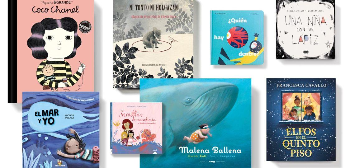 Día de las Infancias: La hora de los libros