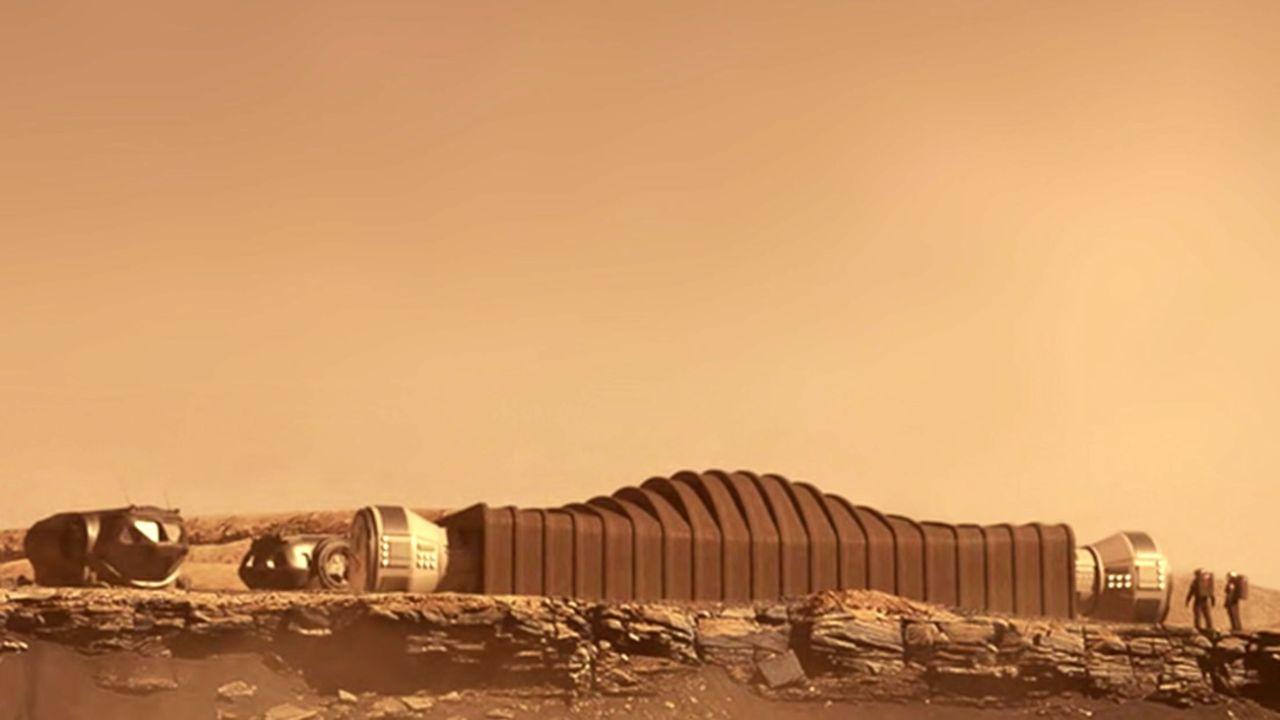 Weekend | La NASA busca voluntarios para simular una misión a Marte