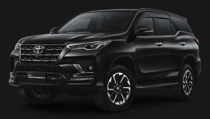 Toyota lanzará el nuevo SW4 Diamond en Argentina, ¿y la versión GR Sport?