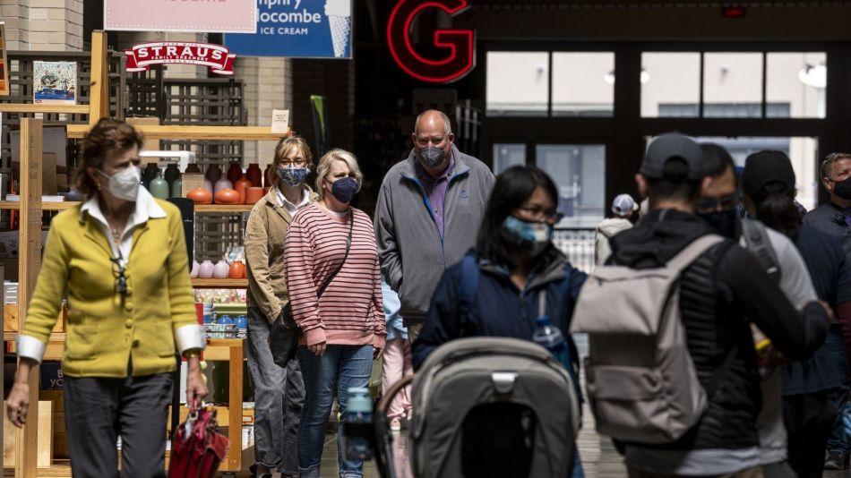 San Francisco Bay Area Reinstates Mask Mandate After Virus Surge