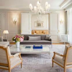 Hotel donde Messi y Antonella se alojan en París