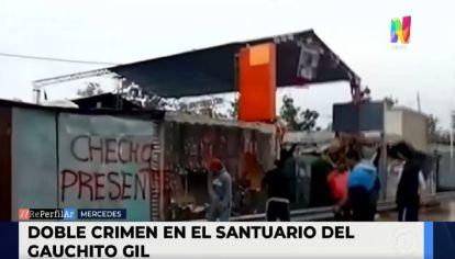 Mafia del Gauchito Gil - Doble crimen en Corrientes