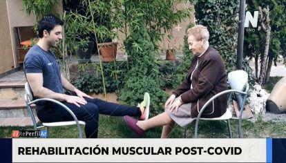 Pérdida de masa muscular: cómo superar este típico problema postcovid
