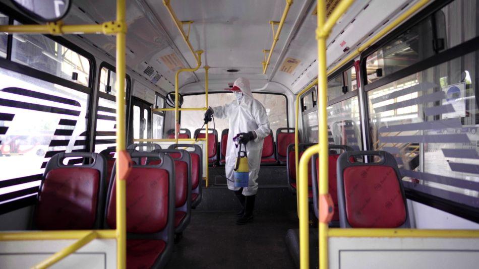 Capacidad Transporte Público