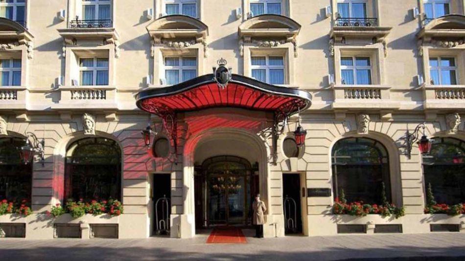 Hotel Le Royal Monceau 20210810