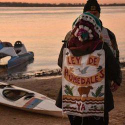 Los ambientalistas buscan que los legisladores nacionales sancionen la Ley de Humedales.