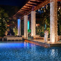 El Vidanta Nuevo Vallarta es el primer resort del mundo en contar en su interior con un teleférico.