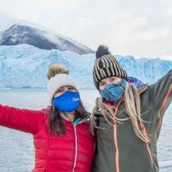 Trekking en los glaciares, caminatas por la montaña, un poco de historia y navegación, parte de la oferta de agosto en la provincia de Santa Cruz.