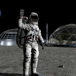 Vale recordar que en 2007 la NASA empezó a trabajar en tres nuevos trajes espaciales.