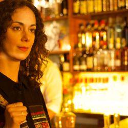Gabriela en la piel de su personaje, Ana.