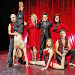 Oposición Cabaret   Foto:Cedoc