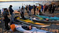 Ley de Humedales: ambientalistas emprenden una caravana por el Paraná para exigir su sanción