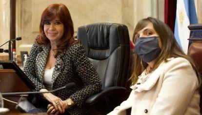 María Luz Alonso, candidata a senadora y mano derecha de Cristina