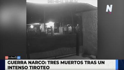Un enfrentamiento entre narcos en Florencio Varela dejó 3 muertos