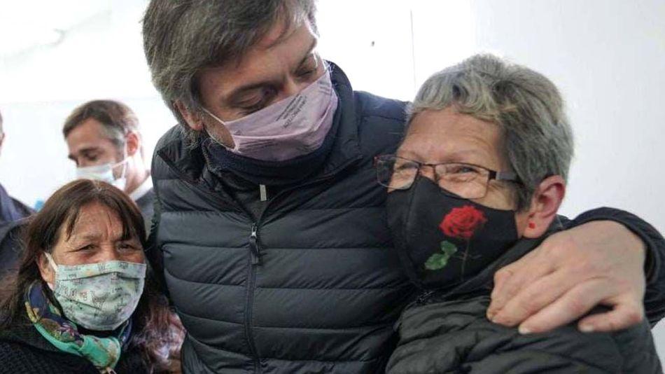Máximo Kirchner en Derqui-20210812